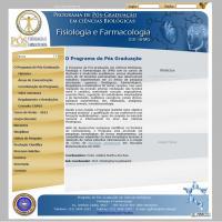 Pós-Graduação em Fisiologia e Farmacologia UFMG